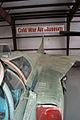 Mikoyan-Gurevich MiG-23UB Flogger-C Looking Back CWAM 8Oct2011 (14630927955).jpg