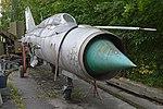 Mikoyan MiG-21PFM '04' (21988436529).jpg