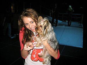 Miley and Roadie
