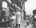 Milk supply 1959 in Oberlech, Austria.jpg