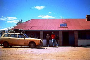 Milparinka, New South Wales - Milparinka Hotel, Milparinka, NSW 1976.