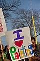 Milwaukee Public School Teachers and Supporters Picket Outside Milwaukee Public Schools Adminstration Building Milwaukee Wisconsin 4-24-18 1049 (40833958795).jpg