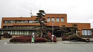 Minamiminowa, Nagano - Minamiminowa Village Hall
