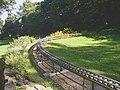 Miniature Railway, Northcliffe Woods, Shipley - geograph.org.uk - 524826.jpg