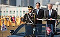 Minister Song Young-moo and Jim Mattis in Seoul - 2017 (37966691422).jpg