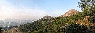 Clear Water Bay Country Park - Miu Tsai Tun and High Junk Peak