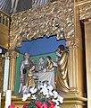 Mochenwangen Pfarrkirche Hochaltar Hochzeit Kana.jpg