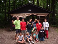 Ymca Camp Fitch On Lake Erie Wikipedia