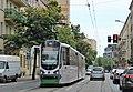 Moderus Beta MF 25 AC, tram line 12, Szczecin, 2020.jpg