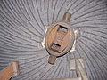 Molen De Prins van Oranje, Bredevoort maalkoppel opengelegd balanceerrijn.jpg