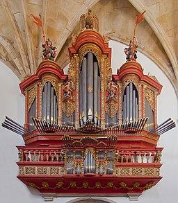 Monasterio de Santa Cruz, Coímbra, Portugal, 2012-05-10, DD 09 organ edit