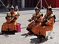 Mongolian musicians in Paris.jpg