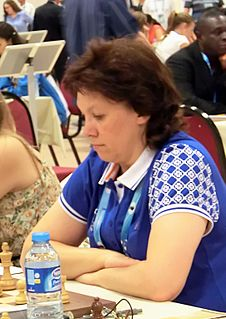 Monika Tsõganova Woman International Master
