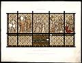 Monografie de la Cathedrale de Chartres - Atlas - Vitrail du transept meridional - Grisaille - Chromo-lithographie.jpg