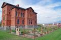 Montana Deaf and Dumb Asylum (2013) - Jefferson County, Montana.png