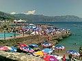 Montenegro, Krimovica, Plaza Ploce 2009 - panoramio.jpg