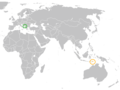 Montenegro East Timor Locator.png