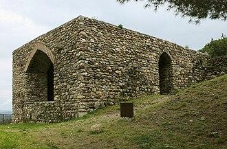 Montesquieu-des-Albères - The medieval castle