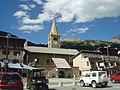 Montgenèvre 05- Eglise vue de l'avenue de Briançon.jpg