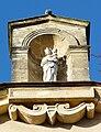 Montpon église statue.JPG
