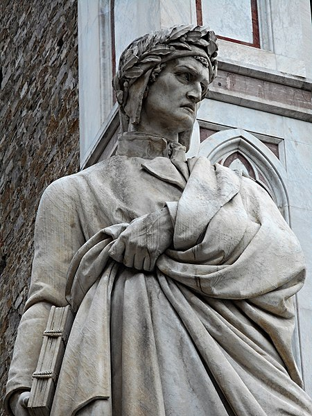 File:Monument to Dante (1865) by Enrico Pazzi in Florence (27885249570).jpg