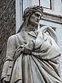 Monument to Dante (1865) by Enrico Pazzi in Florence (27885249570).jpg