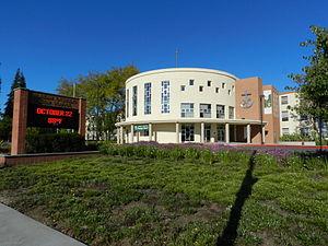 Moreau Catholic High School - Image: Moreau High School Hayward
