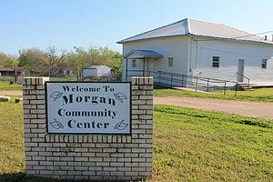 Morgan, Texas - Image: Morgan Texas 1