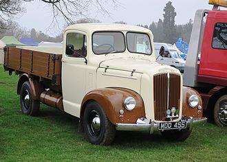 Morris Commercial Cars - 1953 Morris Commercial LC5