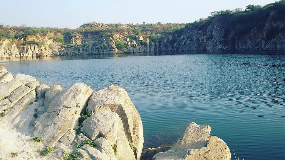 Most Beautiful Lake in Faridabad