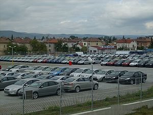 FORD Moto-Phoe storage Slivnitsa, Bulgaria