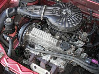 Suzuki G engine Motor vehicle engine