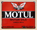 Motul enamel advert sign at the den hartog ford museum pic-079.JPG