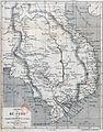 Mouhot - Voyage dans les royaumes de Siam, de Cambodge, de Laos et autres parties centrales de l'Indo-Chine, éd. Lanoye, 1868, carte.jpg