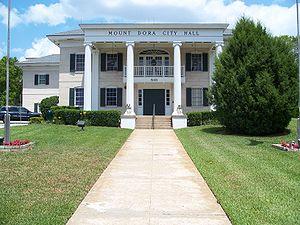 Mount Dora, Florida - City hall