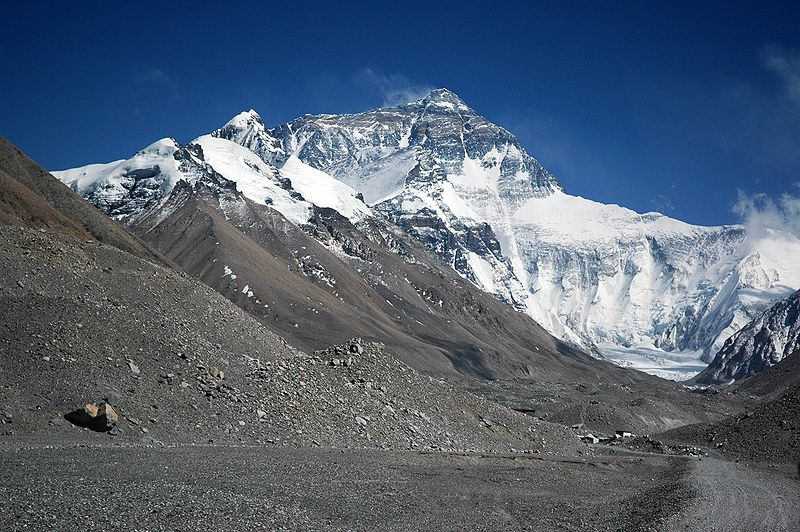 climb: Mt. Everest