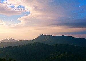 Mount Pico de Loro - Image: Mount Pico De Loro