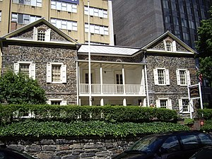 Colonial Dames of America - National Headquarters at Mount Vernon Hotel Museum in New York City