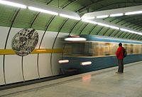 Munich subway Odeonsplatz.jpg