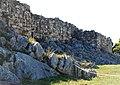 Muro exterior del sitio arqueológico de Tirinto..jpg