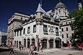 Musée du Fort et l'édifice Louis S. St-Laurent (ancien bureau de poste), Québec.jpg
