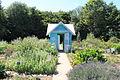 Musee des maisons comtoises - Kiosque et jardin des simples 1.JPG