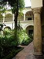 Museo de Arte Colonial - Patio interior..jpg