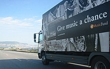 Music Fund truck on the road.jpg