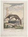 Myrmecophaga jubata - 1700-1880 - Print - Iconographia Zoologica - Special Collections University of Amsterdam - UBA01 IZ21000039.tif