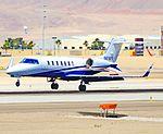 N616FX 2006 Learjet 45 C-N 2057 (5838071719).jpg