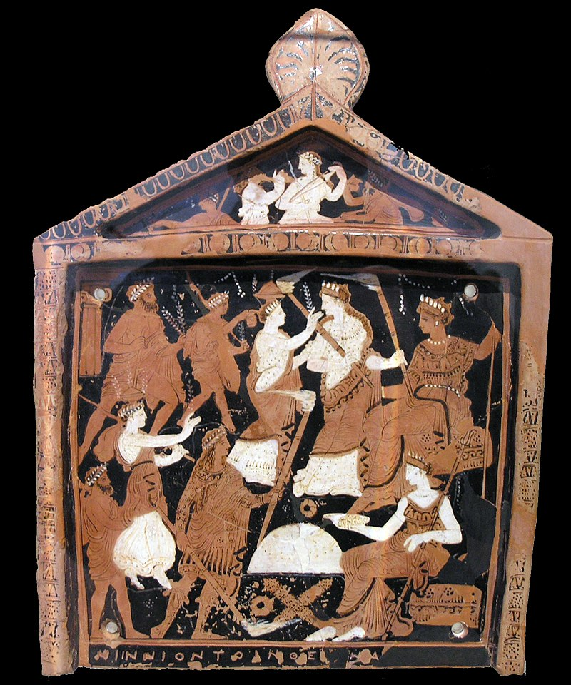 Ritos de Eleusis (Wikipedia)