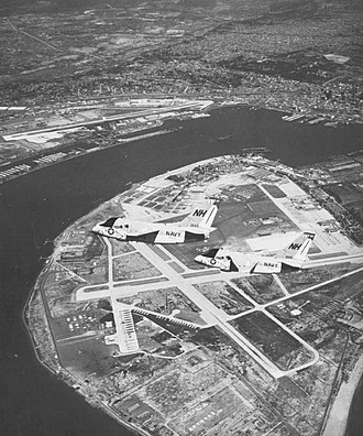 Naval Air Station North Island - NAS North Island in 1977