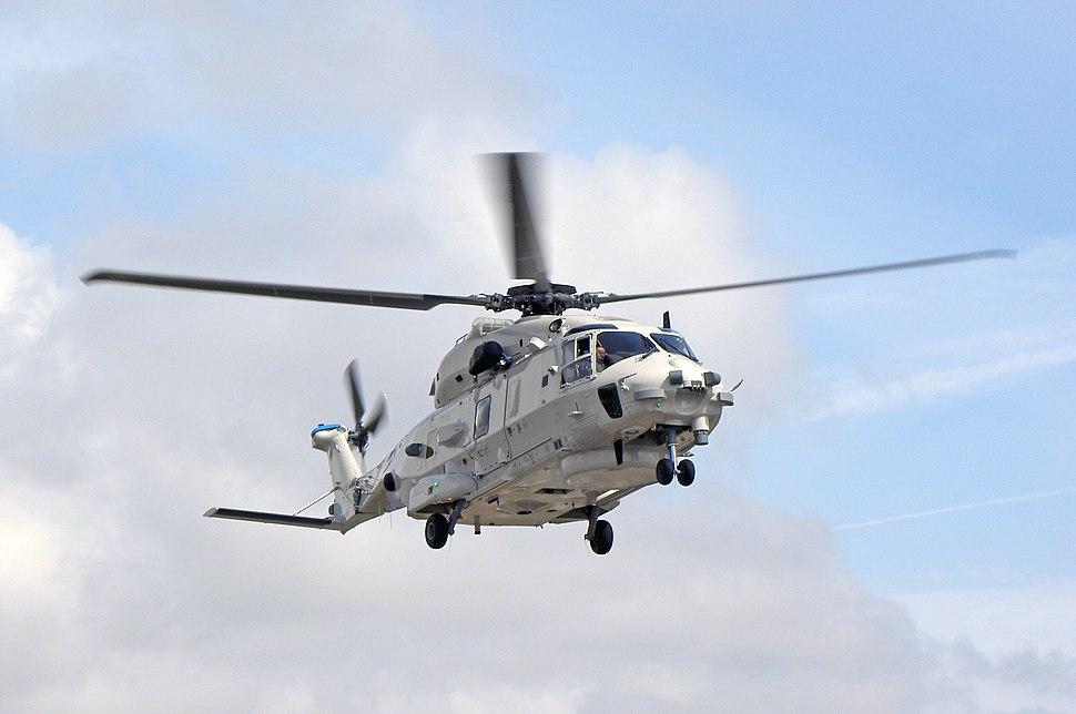 NH-90 NATO Frigate Helikopter (NFH). (7320905348)