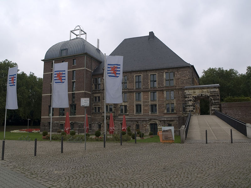 Знакомство с городом Гельзенкирхен